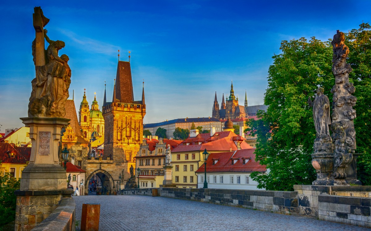 City tours Prague