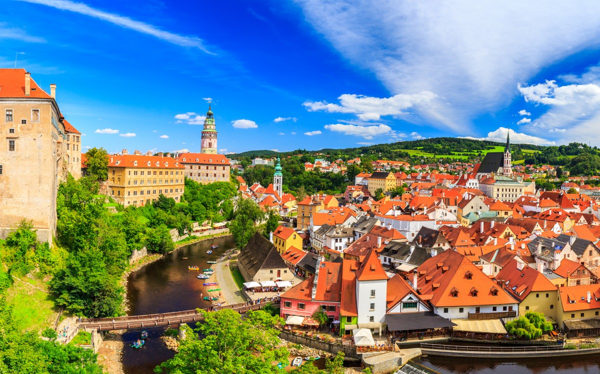 Excursion cesky krumlov avec Prague tourisme