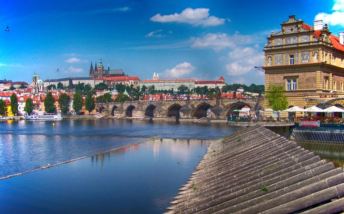 Croisière sur la Vltava avec Prague tourisme