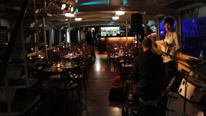 dîner croisière jazz à Prague tourisme