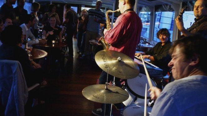 dîner croisière jazz à Prague