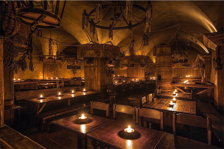 dîner médiéval à prague tourisme