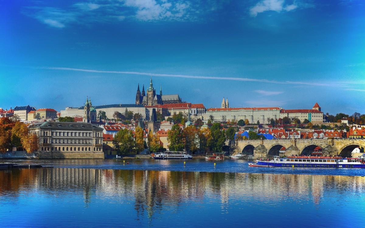 Visite de Prague le château et son quartier