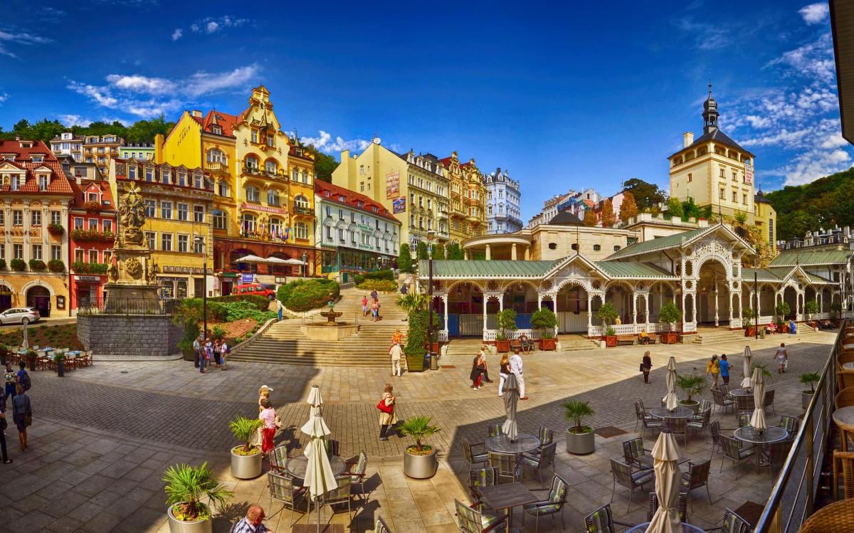 Excursion Karlovy vary avec Prague tourisme