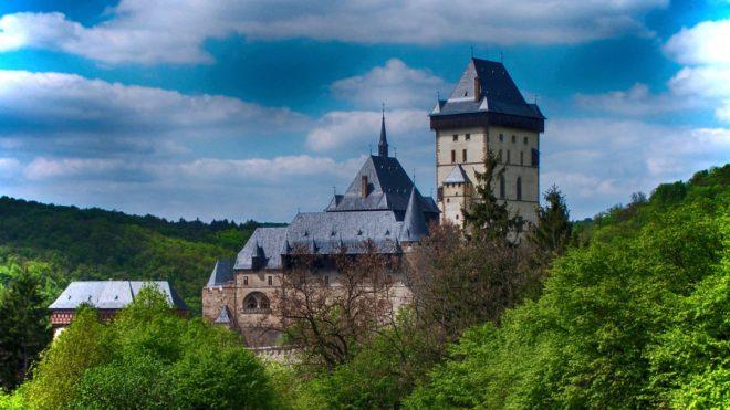 Excursion Karlestejn à Prague tourisme