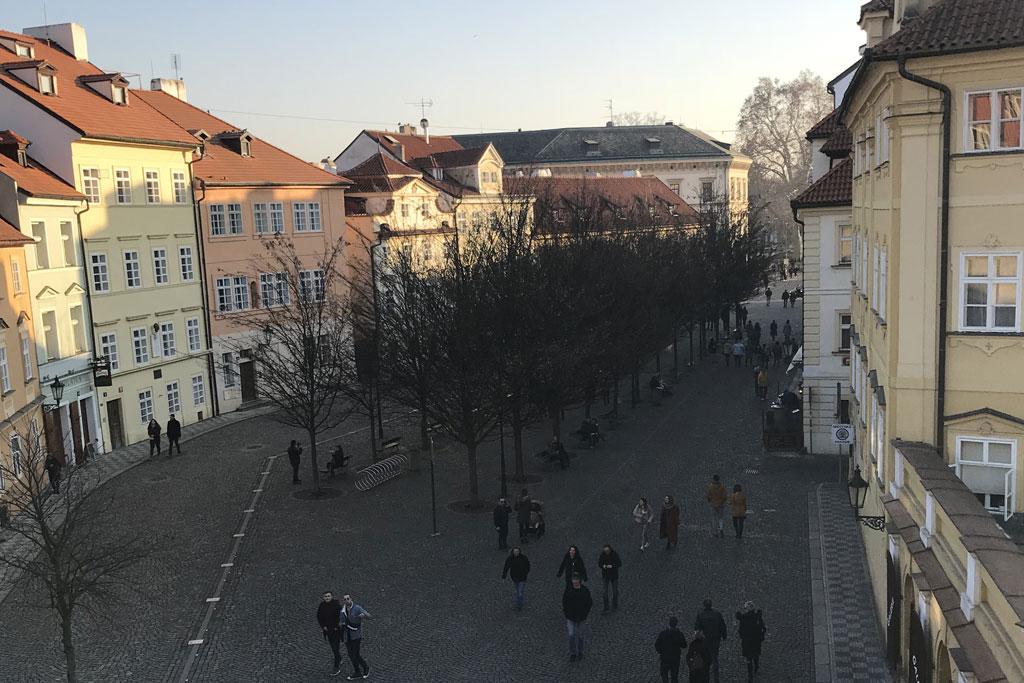 Kampa à Prague tourisme