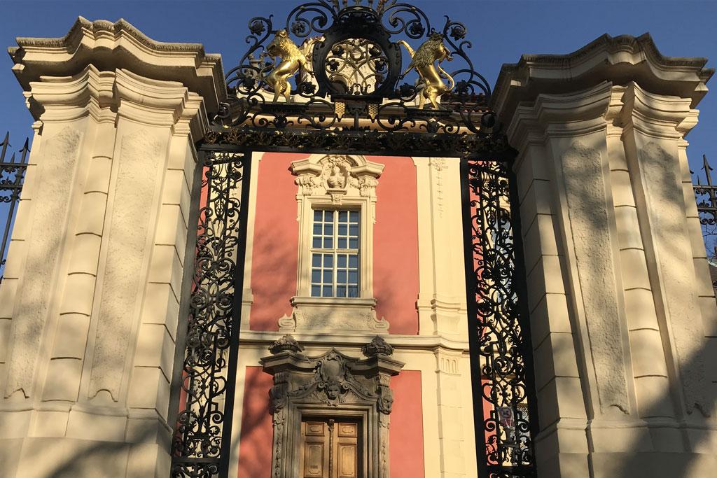 Musée dvorak à Prague tourisme