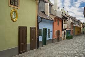 Ruelle d'Or à Prague tourisme