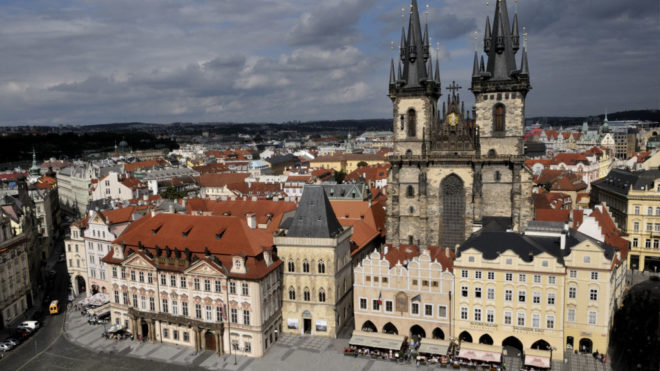 Guide francophone Prague