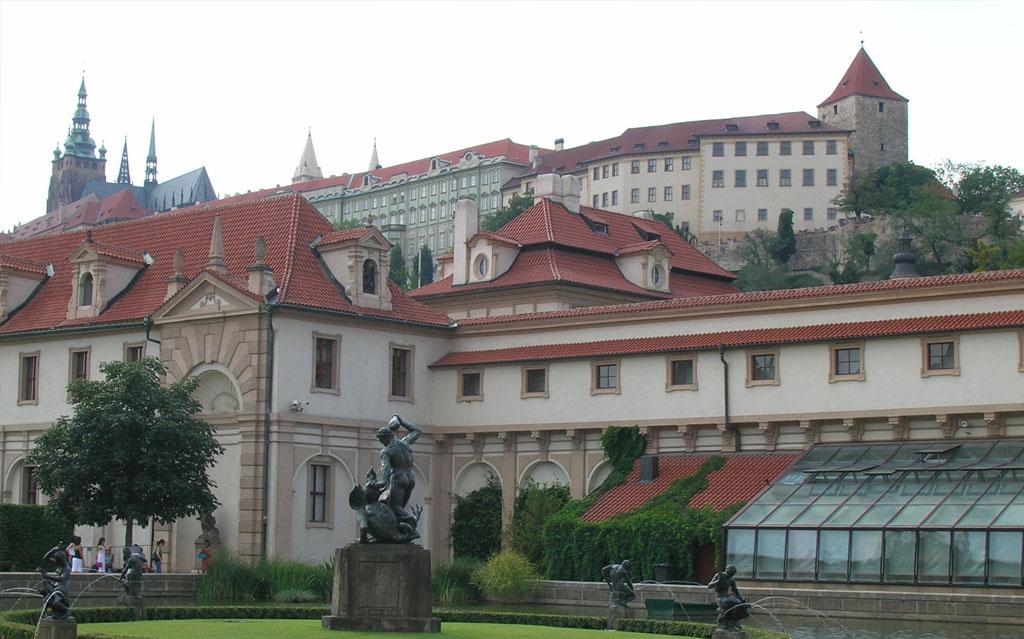 Mala strana à Prague tourisme