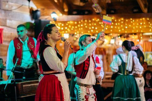 Dîner folklorique à Prague