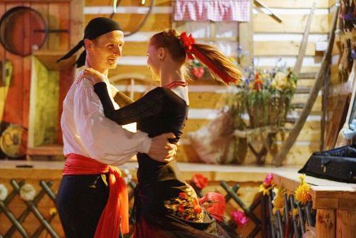 Soirée folklorique nouvel an Prague