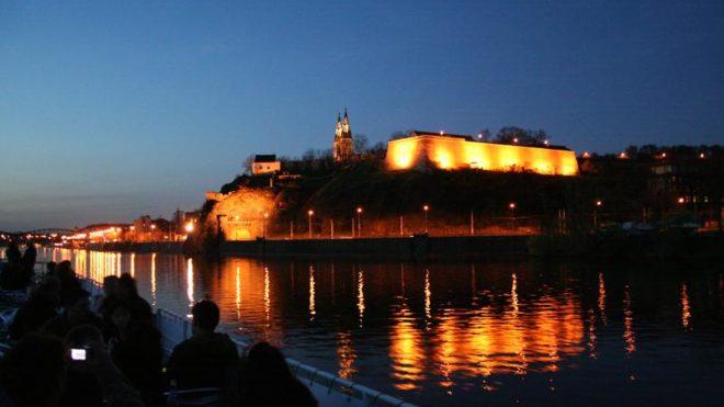 croisière à Prague
