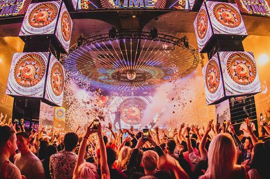 Nouvel an à Prague clubbing