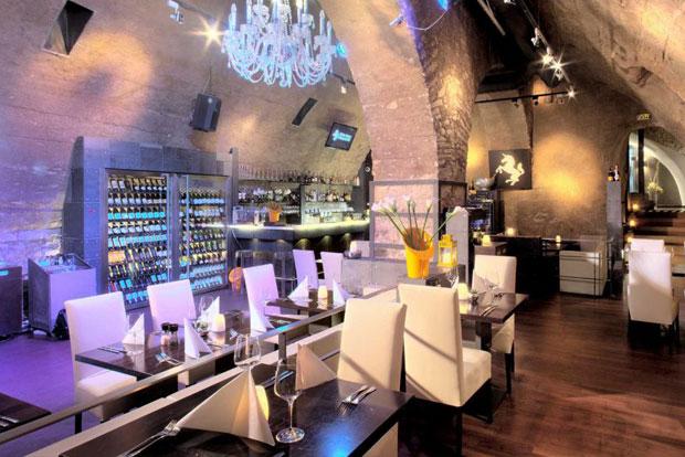 Restaurant nouvel an Prague