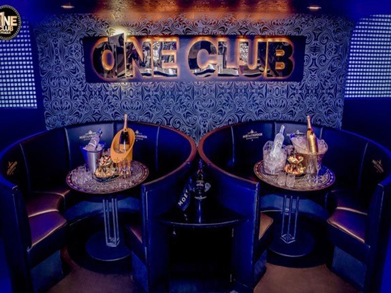 Nouvel an à Prague - one club